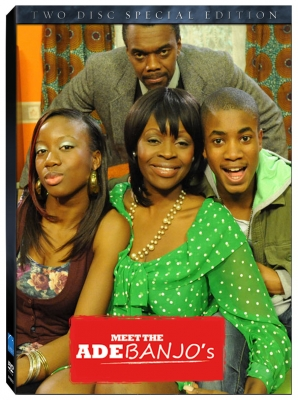 Special Edition Meet the Adebanjo's Complete Season 1 DVD Boxset